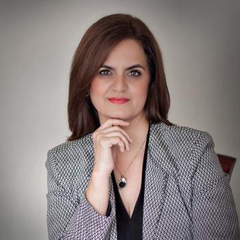 matchmaker Elizabeth Aguilar
